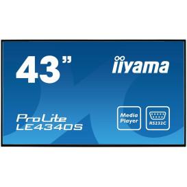 "Monitor iiyama ProLite LE4340S-B1 - 43"", 1920x1080 (Full HD), AMVA, 8 ms - zdjęcie 6"