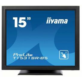 """Monitor iiyama ProLite T1531SR-B5 - 15"""", 1024x768 (XGA), 4:3, TN, 8 ms, dotykowy - zdjęcie 6"""