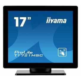 """Monitor iiyama ProLite T1721MSC-B1 - 17"""", 1280x1024 (SXGA), 5:4, TN, 5 ms, dotykowy - zdjęcie 5"""