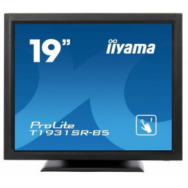 """Monitor iiyama ProLite TouchScreen T1931SR-B5 - 19"""", 1280x1024 (SXGA), 5:4, TN, 5 ms, dotykowy - zdjęcie 6"""
