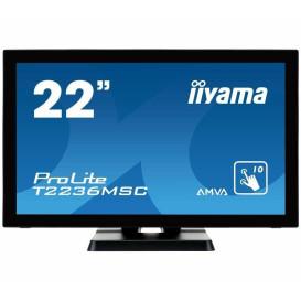 """Monitor iiyama ProLite T2236MSC-B2 - 21,5"""", 1920x1080 (Full HD), AMVA, 8 ms, dotykowy - zdjęcie 6"""