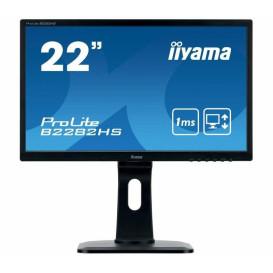 "Monitor iiyama ProLite B2282HS-B1 - 21,5"", 1920x1080 (Full HD), TN, 1 ms, pivot - zdjęcie 5"