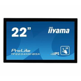 "Monitor iiyama ProLite TF2234MC-B5X - 21,5"", 1920x1080 (Full HD), IPS, 8 ms, pivot, dotykowy - zdjęcie 7"