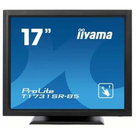 """Monitor iiyama ProLite TouchScreen T1731SR-B5 - 17"""", 1280x1024 (SXGA), 5:4, TN, 5 ms, dotykowy - zdjęcie 6"""