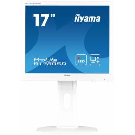 """Monitor iiyama ProLite B1780SD-W1 - 17"""", 1280x1024 (SXGA), 5:4, TN, 5 ms, pivot - zdjęcie 6"""