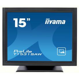 """Monitor iiyama ProLite T1531SAW-B5 - 15"""", 1024x768 (XGA), 4:3, TN, 8 ms, dotykowy - zdjęcie 5"""