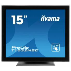 """Monitor iiyama ProLite T1532MSC-B5X - 15"""", 1024x768 (XGA), 4:3, TN, 8 ms, dotykowy - zdjęcie 5"""