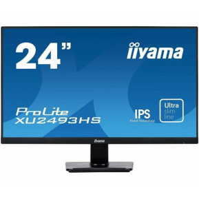 "Monitor iiyama ProLite XU2493HS-B1 - 23,8"", 1920x1080 (Full HD), IPS, 4 ms - zdjęcie 6"