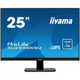 "Monitor iiyama ProLite XU2595WSU-B1 - 25"", 1920x1200 (WUXGA), 16:10, IPS, 4 ms - zdjęcie 5"