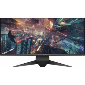 """Monitor Dell AW3418DW 210-AMNE, 5Y - 34,14"""", 3440x1440 (UWQHD), 21:9, zakrzywiony, IPS, 4 ms - zdjęcie 8"""