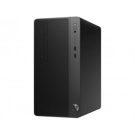 HP 290 G2 6JZ64EA - Micro Tower, i5-8400, RAM 4GB, HDD 500GB, DVD, Windows 10 Pro - zdjęcie 4