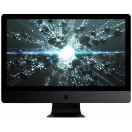 "Komputer All-in-One Apple iMac Pro MQ2Y2ZE, A - Xeon Intel Xeon W-2140B, 27"" 5K IPS, RAM 32GB, 1TB, AMD Pro Vega 56, Srebrny, WiFi, macOS, 1DtD - zdjęcie 2"