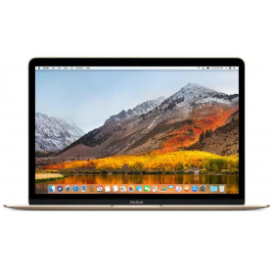 """Laptop Apple MacBook 12 MK4M2ZE, A - 5Y31, 12"""" 2304x1440, RAM 8GB, SSD 256GB, Złoty, macOS - zdjęcie 2"""