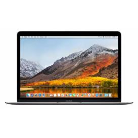 """Laptop Apple MacBook 12 MLH82ZE, A - M5-6Y54, 12"""" 2304x1440, RAM 8GB, SSD 512GB, Szary, macOS - zdjęcie 2"""