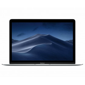 "Laptop Apple MacBook 12 MLHC2ZE, A - M5-6Y54, 12"" 2304x1440 IPS, RAM 8GB, SSD 512GB, Srebrny, macOS - zdjęcie 2"