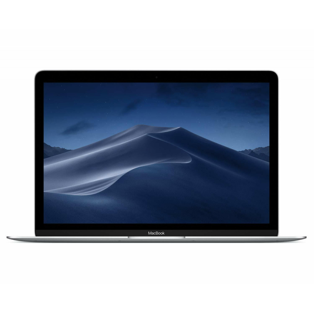 "Laptop Apple MacBook 12 MNYJ2ZE/A - i5-7Y54/12"" 2304x1440 IPS/RAM 8GB/SSD 512GB/Srebrny/macOS - zdjęcie"