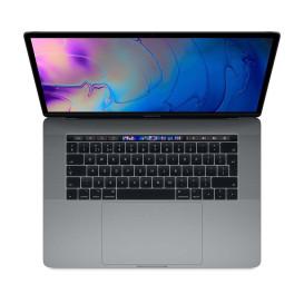"""Laptop Apple MacBook Pro 15 Z0V1000D0 - i7-8850H, 15,4"""" 2880x1800 IPS, RAM 32GB, SSD 512GB, AMD Radeon Pro 560X, Szary, macOS - zdjęcie 4"""