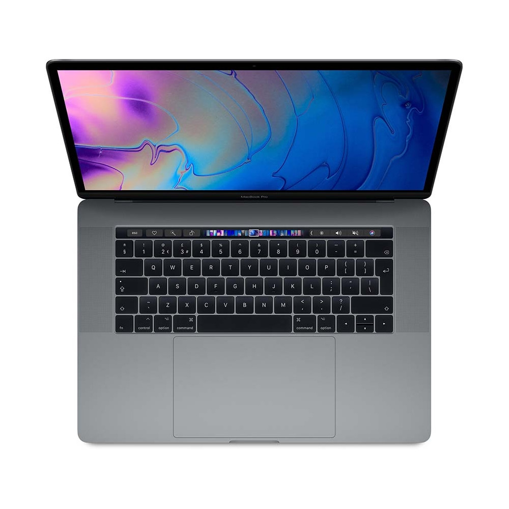 "Laptop Apple MacBook Pro 15 Z0V1000D0 - i7-8850H/15,4"" 2880x1800 IPS/RAM 32GB/SSD 512GB/AMD Radeon Pro 560X/Szary/macOS"