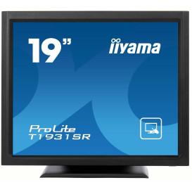 "Monitor iiyama ProLite T1931SR-B1 - 18,9"", 1280x1024 (SXGA), 5:4, TN, 5 ms - zdjęcie 7"