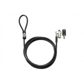 HP Keyed Cable Lock T1A62AA
