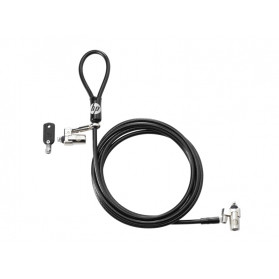 HP Dual Head Master Cable Lock T1A65AA
