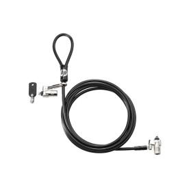 HP Nano Master Keyed Cable Lock 1AJ40AA