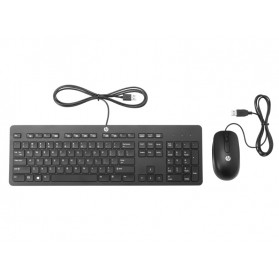 HP Keyboard, Mouse USB Slim T6T83AA