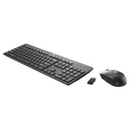 HP Keyboard, Mouse Wireless Slim T6L04AA