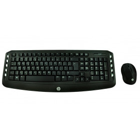 HP Wireless Classic Desktop - LV290AA (Wireless Keyboard + Mouse)