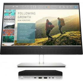 Komputer HP ProDesk 400 G5 8PG16EA - Mini Desktop, i3-9100T, RAM 8GB, SSD 256GB, Wi-Fi, Windows 10 Pro, 1 rok On-Site - zdjęcie 4