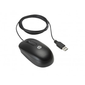 HP Mouse USB 3-button Laser H4B81AA