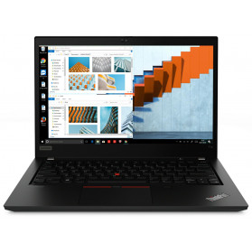 "Laptop Lenovo ThinkPad T14 Gen 1 20S0004APB - i5-10210U, 14"" Full HD IPS, RAM 8GB, SSD 512GB, Windows 10 Pro, 3 lata On-Site - zdjęcie 6"