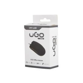 UGo UMY-1088 MYSZ UGO MY-05 1200DPI CZARNA OPTYCZNA USB DO LAPTOPA