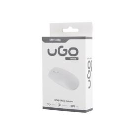 UGo UMY-1089 MYSZ UGO MY-06 1200DPI BIAŁA OPTYCZNA USB