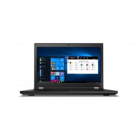 "Laptop Lenovo ThinkPad P17 Gen 1 20SN002WPB - i7-10750H, 17,3"" 4K IPS HDR, RAM 32GB, SSD 512GB, Quadro T2000, Windows 10 Pro, 3OS-Pr - zdjęcie 8"