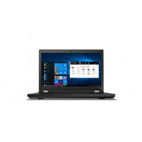 """Laptop Lenovo ThinkPad P15 Gen 1 20ST001LPB - i7-10850H, 15,6"""" FHD IPS HDR, RAM 16GB, SSD 512GB, Quadro T2000, Windows 10 Pro, 3DtD - zdjęcie 7"""