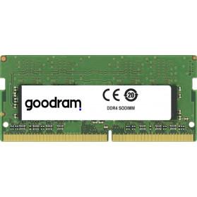 Pamięć RAM 1x8GB SO-DIMM DDR4 GoodRAM GR3200S464L22S, 8G - 3200 MHz, CL22, Non-ECC, 1,2 V - zdjęcie 1