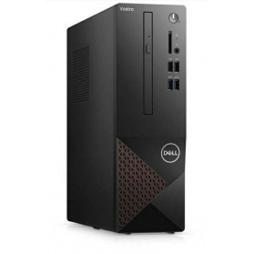 Komputer Dell Vostro 3681 N206VD3681EMEA01_2101 - SFF, i3-10100, RAM 4GB, HDD 1TB, DVD, Windows 10 Pro, 3 lata On-Site - zdjęcie 3