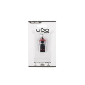 UGo UCZ-1004 MINI CZYTNIK KART USB UGO MICRO SD 480 MB/S