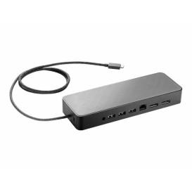 HP USB-C Universal Dock Non Flash UK 3DV65AA - zdjęcie 2