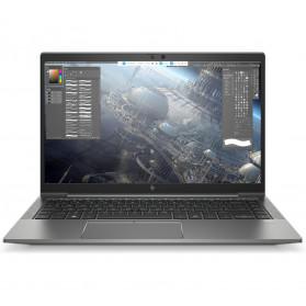 """Laptop HP ZBook Firefly 14 G7 111C2EA - i7-10510U, 14"""" 4K IPS HDR, RAM 16GB, SSD 512GB, Quadro P520, Czarno-szary, Windows 10 Pro, 3DtD - zdjęcie 6"""