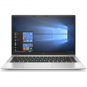 "Laptop HP EliteBook 845 G7 10U70EA - Ryzen 5 PRO 4650U, 14"" FHD IPS, RAM 8GB, SSD 256GB, Radeon R5, Srebrny, Windows 10 Pro, 3 lata DtD - zdjęcie 6"