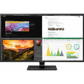 """Monitor LG 43UN700-B - 42,5"""", 3840x2160 (4K), IPS, 8 ms, USB-C, Czarny - zdjęcie 5"""