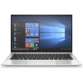 "Laptop HP EliteBook x360 1030 G7 204H7EA - i5-10210U, 13,3"" FHD IPS MT, RAM 16GB, SSD 512GB, LTE, Srebrny, Windows 10 Pro, 3 lata DtD - zdjęcie 7"