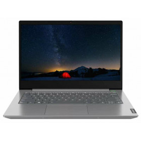 "Laptop Lenovo ThinkBook 14-IIL 20SL003NPB - i3-1005G1, 14"" Full HD IPS, RAM 8GB, SSD 256GB, Czarno-szary, 1 rok Door-to-Door - zdjęcie 7"