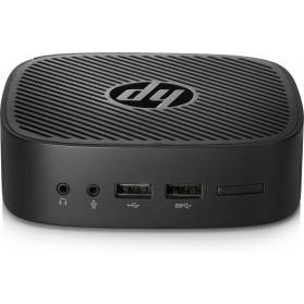 HP t240 6TN93EA - Atom x5-Z8350, RAM 2GB, SSD 8GB, HP ThinPro angielski, 3 lata On-Site - zdjęcie 4