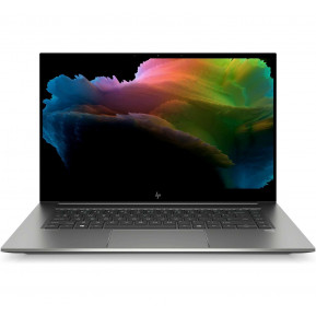 "Laptop HP ZBook Create G7 1J3U3EA - i7-10850H, 15,6"" 4K IPS HDR MT, RAM 32GB, 1TB, GF RTX 2070MQ, Czarno-srebrny, Windows 10 Pro, 3DtD - zdjęcie 8"