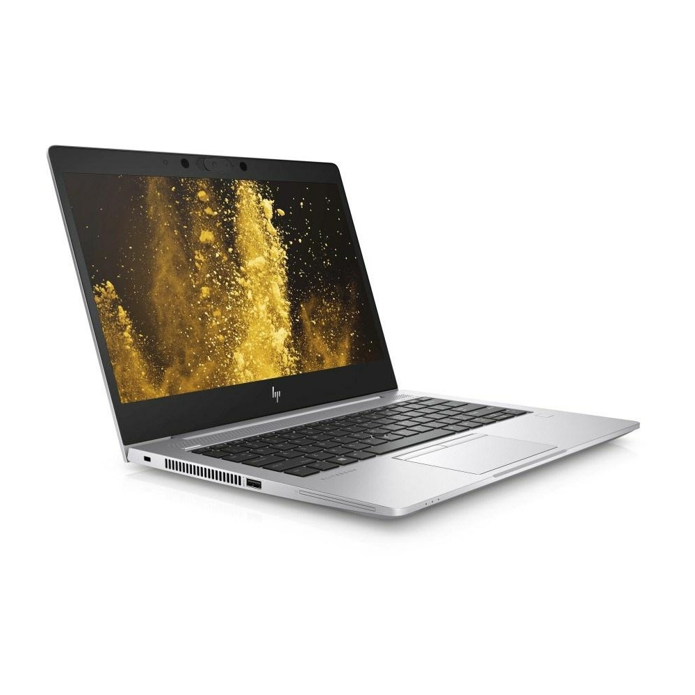 "Zdjęcie produktu Laptop HP EliteBook 830 G6 6XD75EA - i7-8565U/13,3"" Full HD IPS/RAM 8GB/SSD 256GB/Czarno-srebrny/Windows 10 Pro"