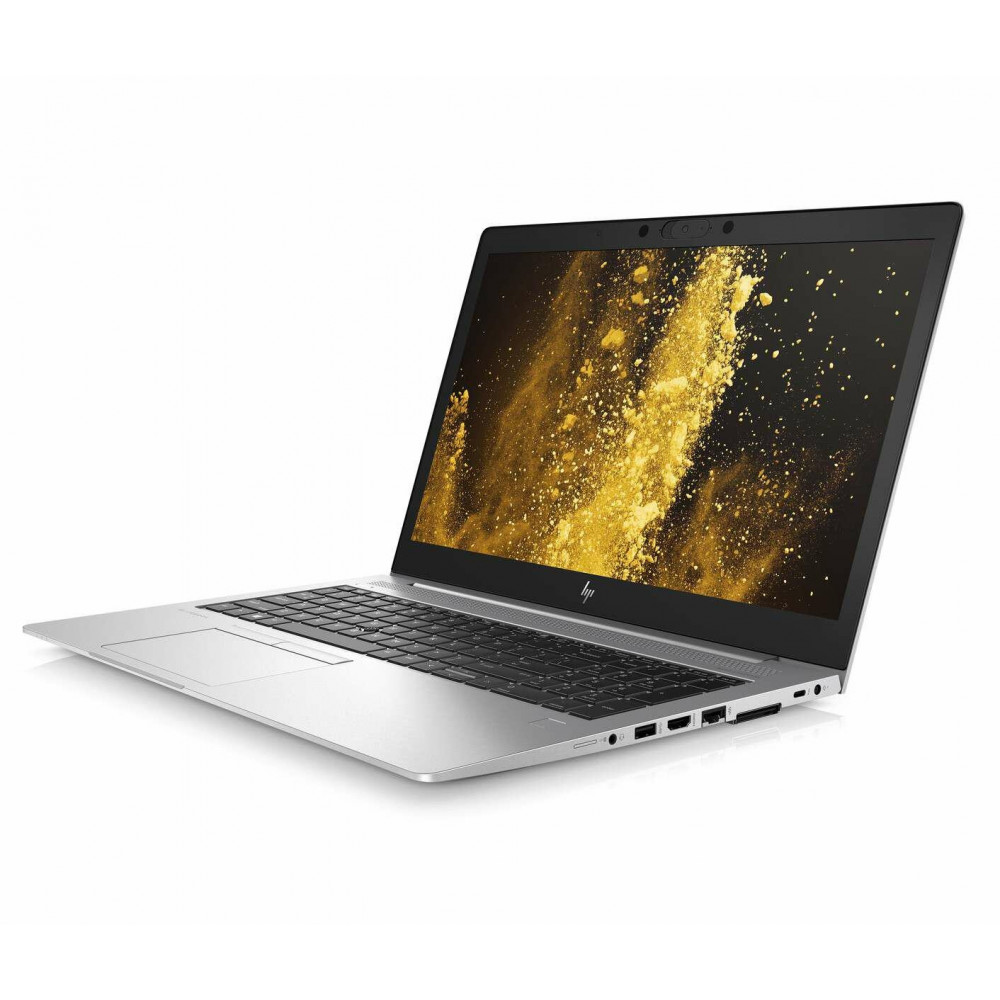 "Laptop HP EliteBook 850 G6 6XD81EA - i7-8565U/15,6"" Full HD IPS/RAM 8GB/SSD 256GB/Czarno-srebrny/Windows 10 Pro"