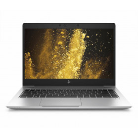 "Laptop HP EliteBook 840 G6 6XD42EA - i5-8265U, 14"" Full HD IPS, RAM 8GB, SSD 256GB, Czarno-srebrny, Windows 10 Pro - zdjęcie 3"